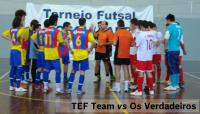 TEF Team V Os verdadeiros