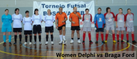 Women Delphi V Braga Ford